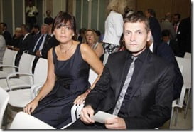 tito vilanova and wife