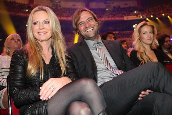 Ulla Sandrock Klopp- Borussia Dortmund' Coach Jurgen Klopp's wife