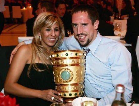 Wahiba Ribery- Franck Ribery's Wife