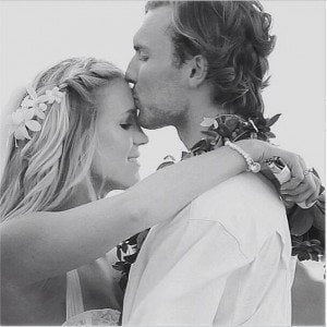 Adam Dirks Bethany Hamilton wedding