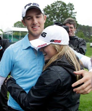 Alison Ross is PGA Rookie Golfer Derek Ernst's Girlfriend