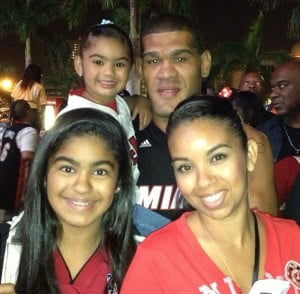 Antonio Bigfoot Silva wife Rosario Pimentel Silva pics