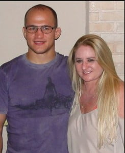Cigano Junior Dos Santos Ex wife Vilsana