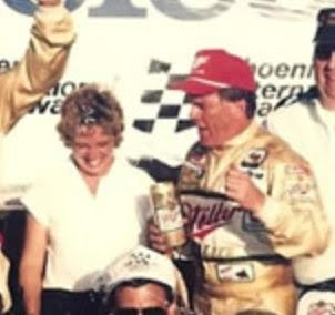 Darlene Trickle is NASCAR Driver Dick Trickle's Wife