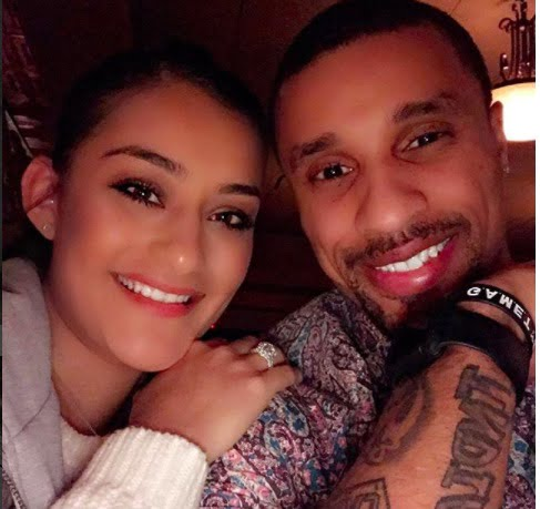 George Hill's Wife Samantha Garcia