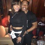 Janay Palmer Ray rice fiancee girlfriend photo