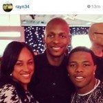 Janay Palmer Ray rice fiancee girlfriend pic