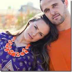 Kara Keough and Kyle Bosworth engaged