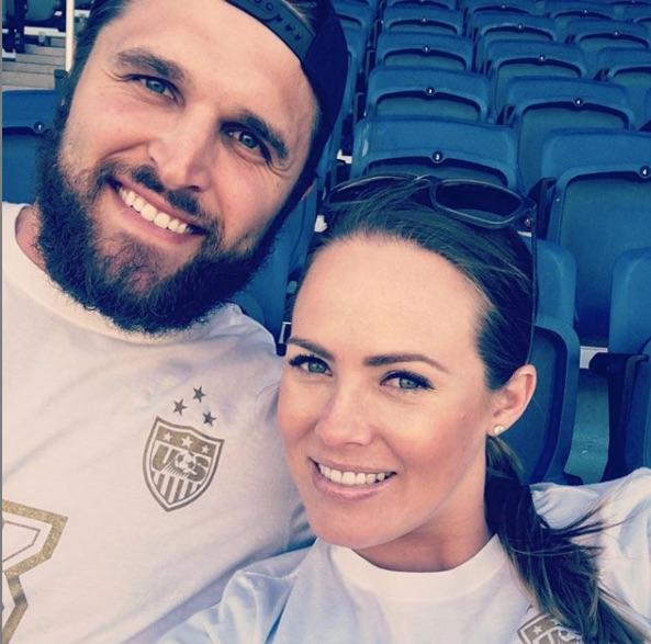 Kyle Bosworth's Wife Kara Keough