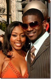 LaTorsha Oakley – Former San Diego Chargers player LaDainian Tomlinson's Wife