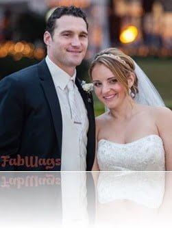 NY Mets Daniel Murphy wife Tori Ahern Murphy