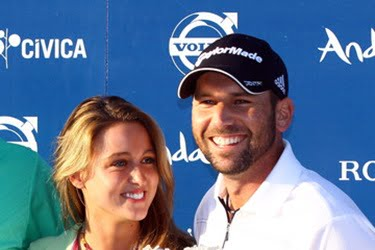 Nicole Horrex- PGA Golfer Sergio Garcia's Girlfriend