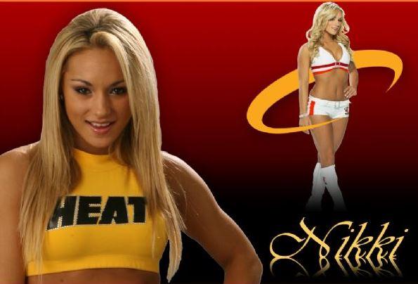 miami heat coach dating cheerleader