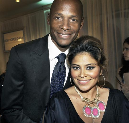 Ray Allen wife Shannon Walker Allen bio
