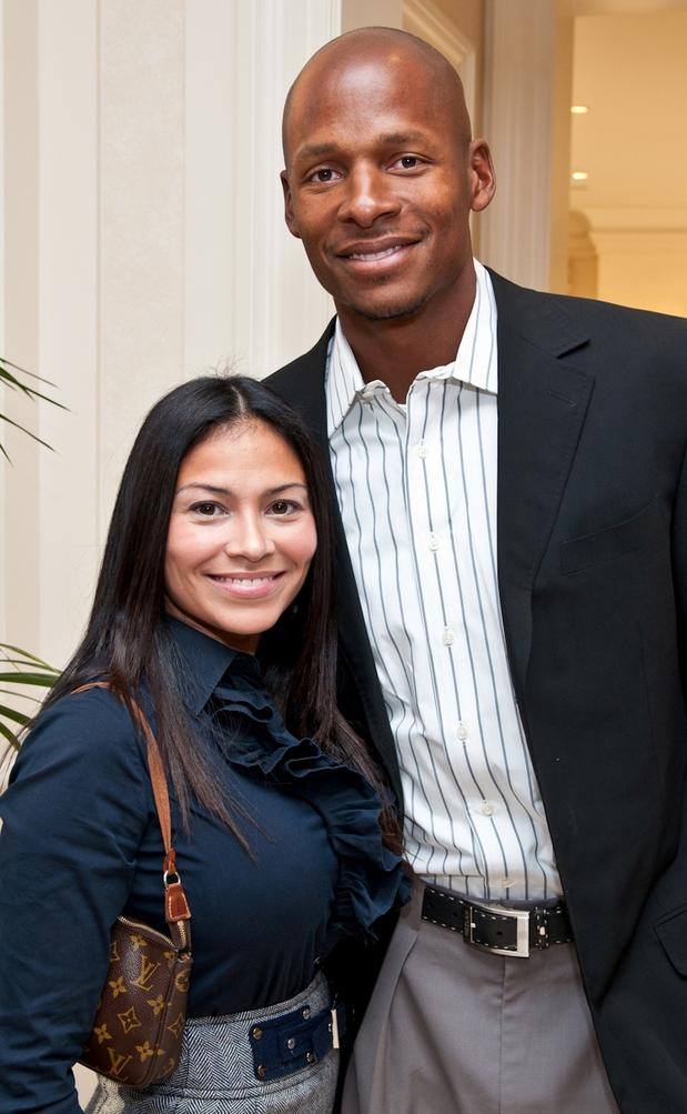 Ray Allen wife Shannon Walker Allen-pic