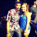 Samantha Garcia George hill girlfriend 2013 pic