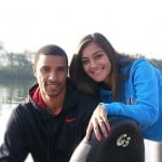 Samantha Garcia George hill girlfriend 2013 picture