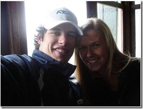 Sidney Crosby girlfriend Kathy Leutner
