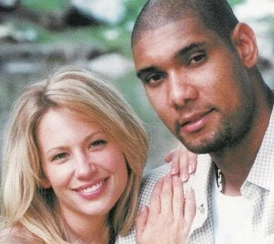 Amy Sherrill Duncan- Spurs Tim Duncan's Wife