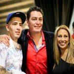 Vicky Lopez rios Brandon bam bam rios wife image