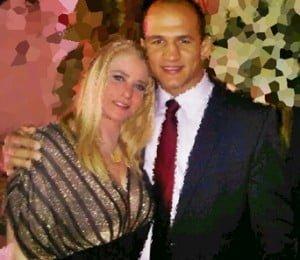 Vilsana Picolli Junior Dos Santos Wife pic