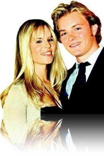 Vivian-Sibold-and-Nico-Rosberg-