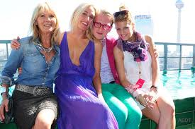 Vivian Sibold mother Christina Sibold