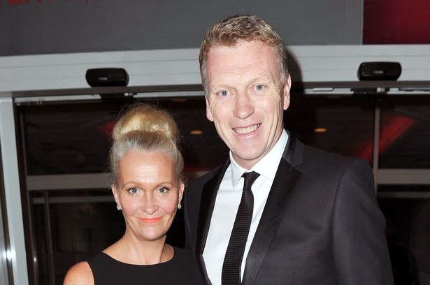Pamela Moyes – Manchester United New Coach David Moyes' Wife