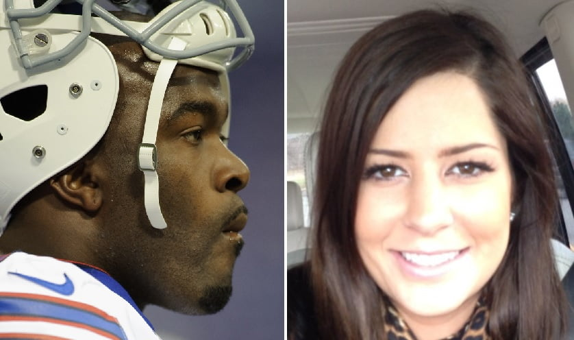 Buffalo Bills Mario Williams' Ex-girlfriend/ Fiancee Erin Marzouki