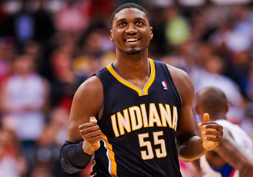 Valerie Cooke is  Indiana Pacers Roy Hibbert's Girlfriend/ Wife