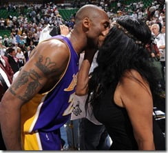 pam bryant and kobe