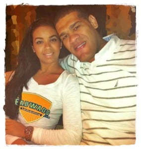 rosario pimentel silva Antonio Bigfoot silva wife photo