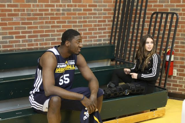 Valerie Cooke - Pacers Roy Hibbert's Girlfriend/ Wife (Bio ...
