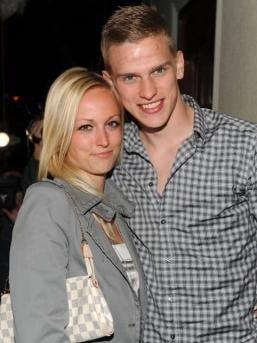 Simone Dettendorfer- Borussia Dortmund Sven Bender's Girlfriend!