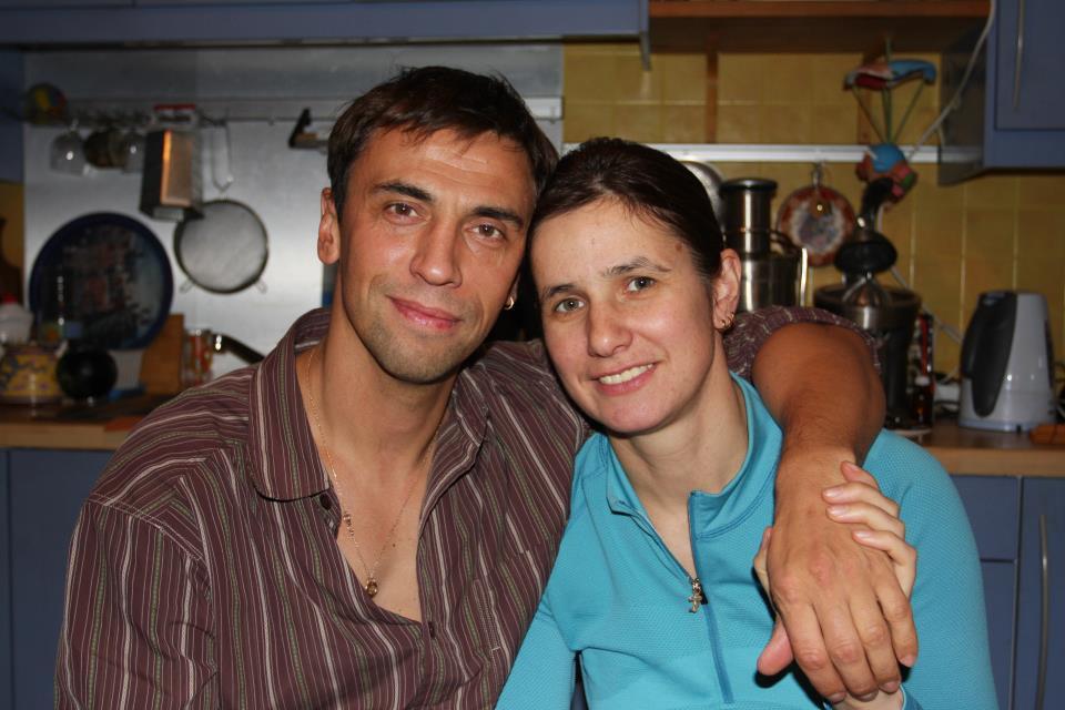 Natalia Rozova Russian Base Jumper Valery Rozov's Wife!
