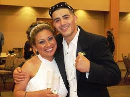 Vicky Lopez- Rios- Boxer Brandon Rios' Wife