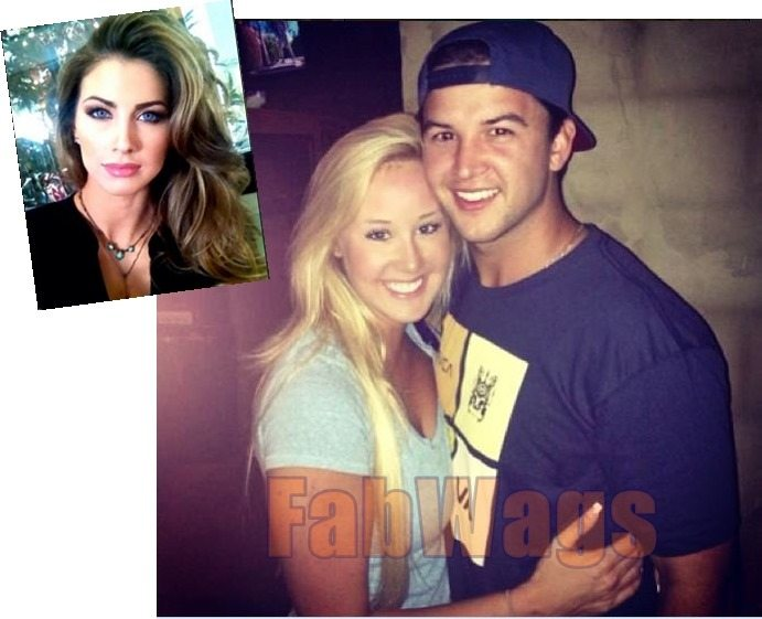 Did A.J McCarron cheated on Katherine Webb with Underwear model Margaret Wood?