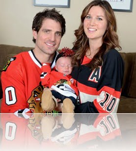 Abby Sharp Patrick Sharp wife pictures