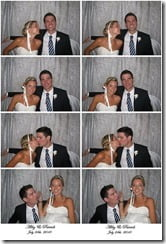Abigail Banever Patrick Sharp wedding photos