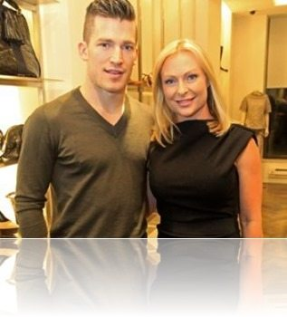 Andrew Ference wife Krista Bradford Ference bio