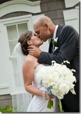 Bill Haas Julie Haas wedding pics