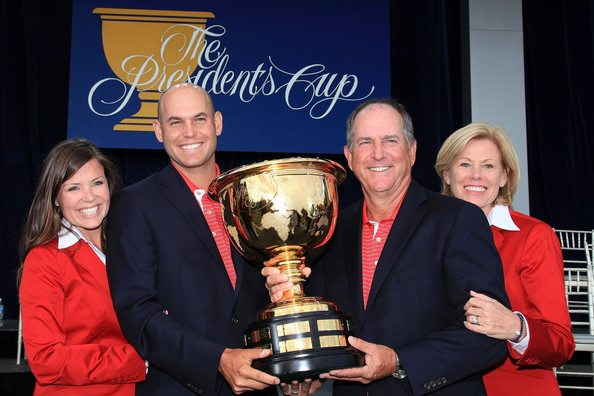 photos  julie arrington haas is pga golfer bill haas u0026 39  wife