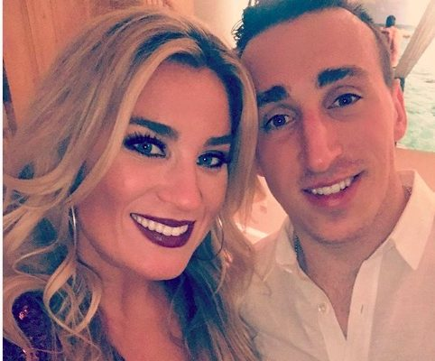 Boston Bruins Brad Marchand's Wife Katrina Sloane