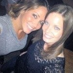 Brandi Schroeder Tony Stewart girlfriend 2015 photo