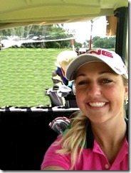Brittany Nelson Horschel Billy Horschel wife pic