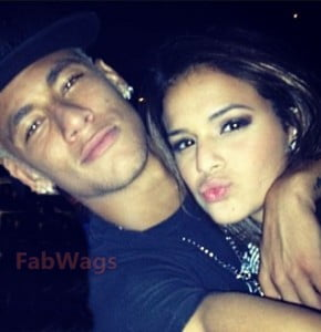 Bruna Marquezini Neymar girlfriend 2013