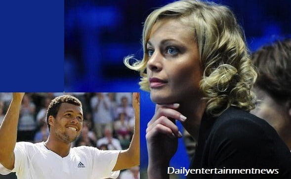 Charlotte Deon- French tennis Player Jo- Wilfried Tsonga's Girlfriend