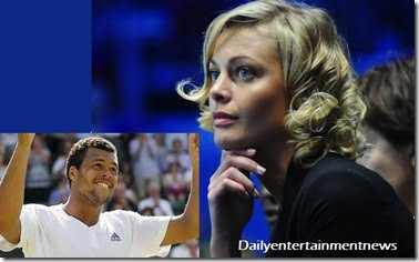Charlotte Deon Jo- Wilfried Tsonga's Girlfriend