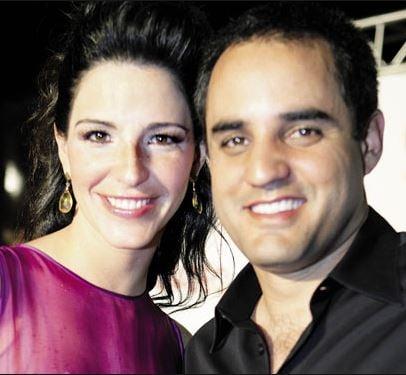 Connie Freydell- Juan Pablo Montoya's Wife