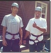 Danny Green brother Rashad Green pic